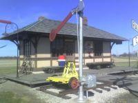 Train Station in Monon Indiana