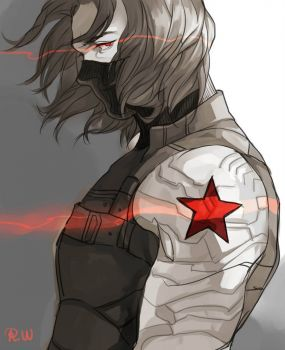 Some awesome Winter Soldier fanart I found