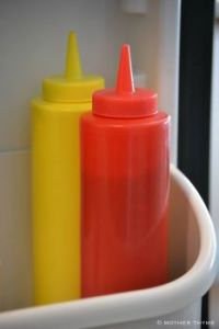 The Ketchup and Mustard Theory