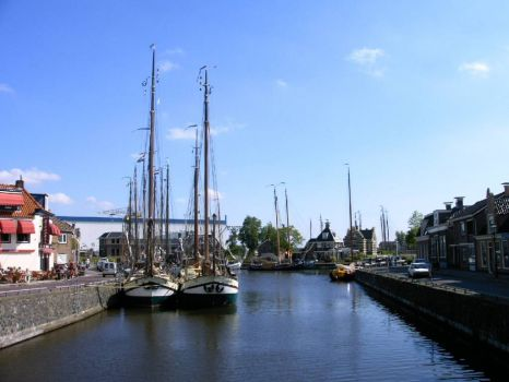 Friesland, other cities, Lemmer