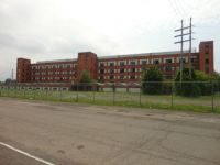 Old EJ factory