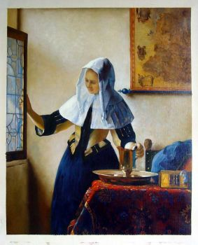 Waterjug by Vermeer