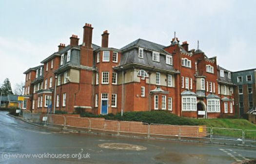 the old southampton general hospital