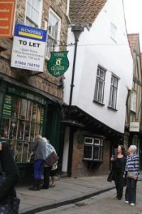 The Shambles, City of York, England #3