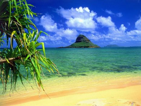Chinaman's hat-Hawaii
