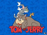 Tom, Jerry and Spike