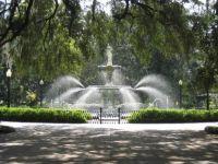 Savannah Fountain