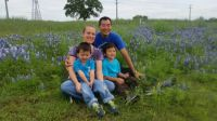 Bluebonnet blessings!