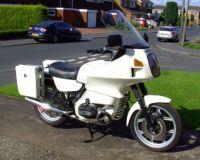 Ex Police BMW R80 RT.