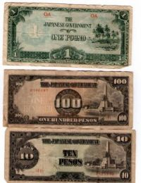 Theme Money This is from WW II Pacific Theater