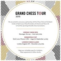 Grand Chess Tour - Save the Date