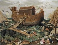 Noah's Ark on Mount Ararat