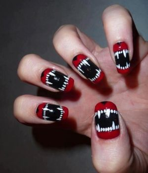 hungry nails
