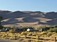 Great Sand Dunes National Park & Preserve--North Of Blanca, Colorado
