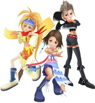 Kingdom Hearts: YRP