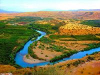 great zab river, iraq
