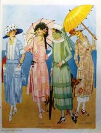 Summer Fashions for 1921
