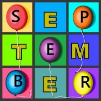 September Balloons