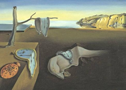 Art: Persistence of Memory by Salvidor Dali, 1931 - MoMA