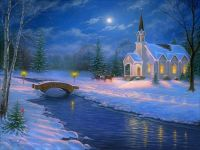 Peace On Earth by Abraham Hunter
