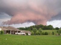 funnel cloud in Tennessee