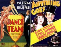 Dance Team ~ 1932 and Anything Goes ~ 1936