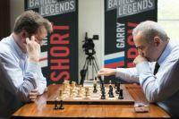 Nigel Short vs. Garry Kasparov: Battle of the Legends