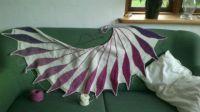 Dreambird shawl