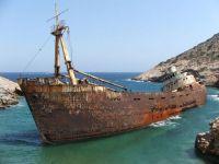 """Olympia"",  Amorgos island, Greece!!"
