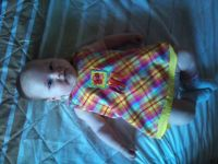 baby in dress/miminko v šatech