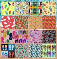 Find Your Flip Flops Collage Challenge