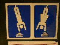 Bungy toilets!