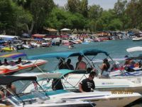 The Day Before Memorial Day - Lake Havasu Channel!