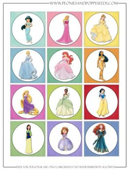 All princesses