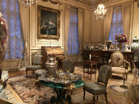 Solve French Drawing Room At Hillwood Estate Museum And Gardens