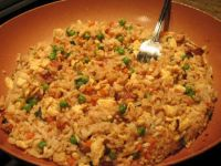 Dinner Last Night -Fried Rice
