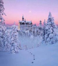 Winter wonderland, Germany