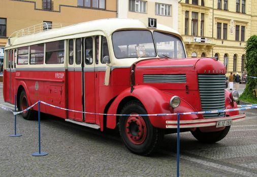 Praga NDO autobus