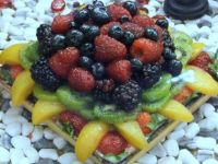 Well Composed Fruit Tart