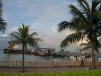 Changi Coast Park - can you see a rainbow?