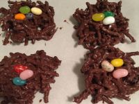birds nest cookies1