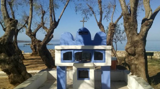 A shrine on Crete