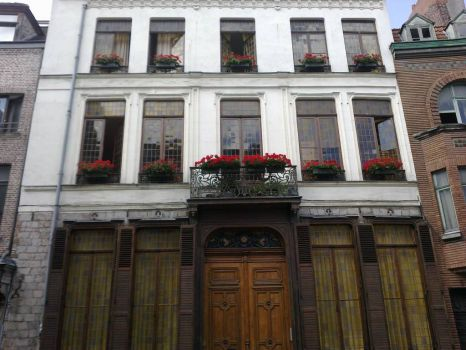 Town house in Lille, France