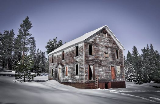 The Four Horseman Hotel In Prineville Oregon