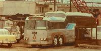 Tijuana tourist bus, around 1980