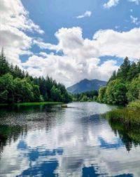 Glencoe Lochan, Scotland, UK