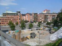 Södermalm in Stockholm, Sweden