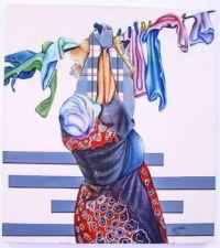 Alida Ymele - Laundry 2