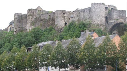 BOUILLON CASTLE (BE)