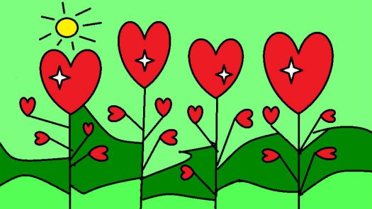 Sprouting Valentines